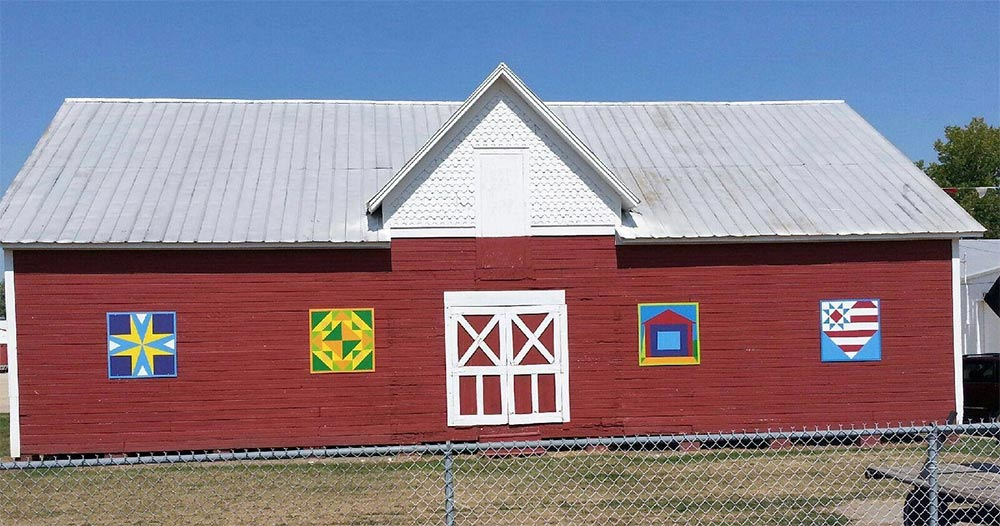 The Barn Quilts Of Bureau County Visit Bureau County